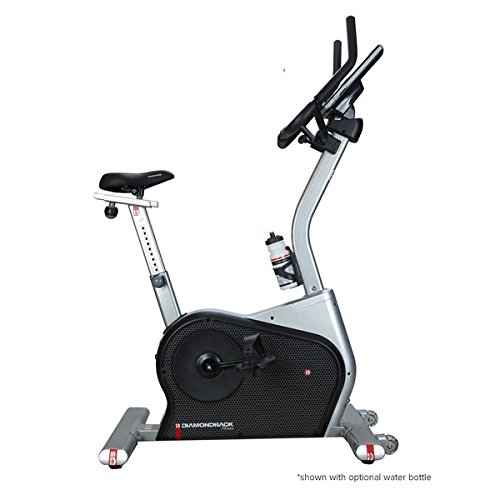 Diamondback Fitness 510UB Upright Bike with Electronic Display and Quiet Magnetic Flywheel