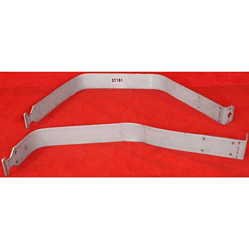 Fuel Tank Strap For 94-02 Dodge 1500/2500/3500 For 26/35 Gallons 28 in. 35.5 ()