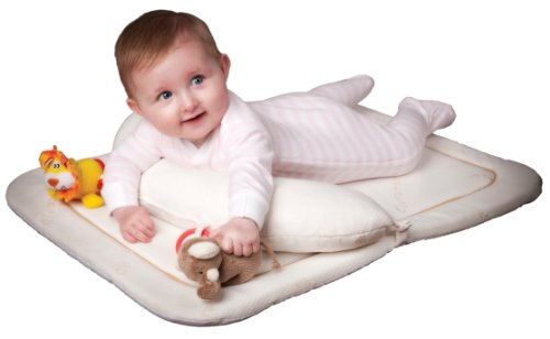 Clevamama Baby Play Mat - Tummy Time PlayMat in Breathable Foam 0+ Months