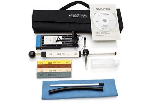 Edge Pro Apex 3 Knife Sharpener Kit - Edge Pro Knife Sharpener