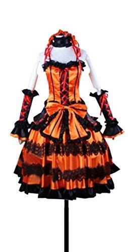 Kurumi Cosplay Costume - Dreamcosplay Anime DATE·A·LIVE Tokisaki Kurumi Gothic Dress Cosplay