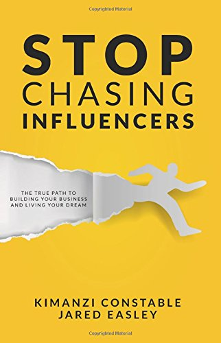 Stop Chasing Influencers Building Business product image