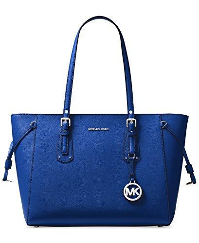 Michael Kors Blue Handbag - 1