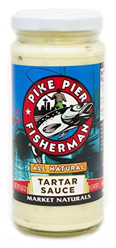 Pike Pier Fisherman Original Tartar Sauce (Best Tartar Sauce Ever)