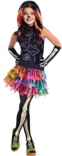 Costumes for all Occasions RU886700LG Mh Skelita Calaveras Child Lg