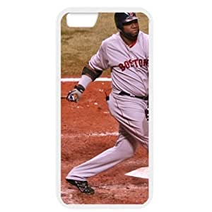 MLB iPhone 6 White Boston Red Sox cell phone cases&Gift Holiday&Christmas Gifts NBGH6C9125220