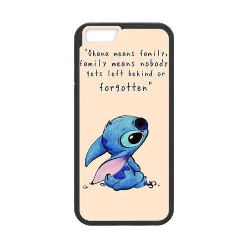 IPhone 6 Case CoverLilo Stitch Ohana Cover