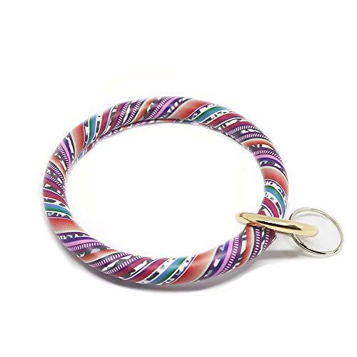 (Zhaoyun Bracelet Key Ring Chain,Bangle Key Ring)