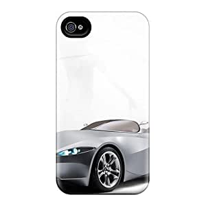 Durable Defender Cases For Iphone 6 Plus Tpu Covers(bmw Gina Light Visionary Model)