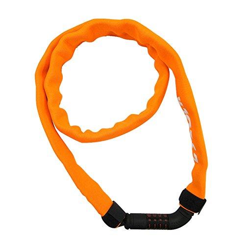 [해외] 고리(GORIN) GS8-1200 네오 플레인 커버 다이얼 체인 그린 오렌지 503-00245