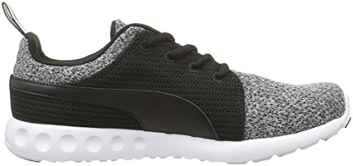 Puma Carson Heath - Zapatillas de deporte Unisex adulto Negro - Noir (Black/Quarry)