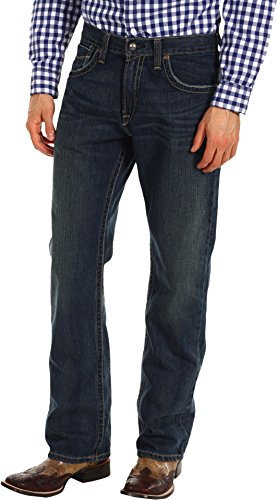 - ARIAT Men's M5 Arrowhead Low Rise Straight Leg Jean Deadrun 32 32