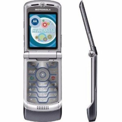 motorola-razr-v3m-cdma-camera-flip-phone-gray-sprint-used-b-stock