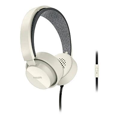 Casques et écouteurs PHILIPS SHL5205 BLANC