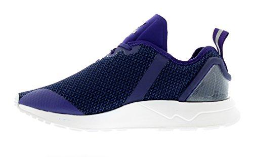 adidas Originals ZX FLUX ADV ASYMETRICAL Scarpe Sneakers Porpora per Uomo
