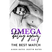 The Best Match (Omega Dating Agency Book 2)