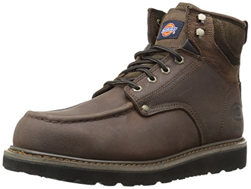 Dickies Men's Outpost Work Boot, Brown, 10.5 M ()