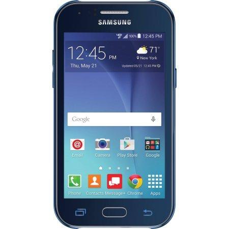 xy J1 Prepaid Smartphone, Blue Color ()