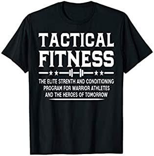Birthday Gift Tactical Fitness  Tactical Fitness Training  Short and Long Sleeve Shirt/Hoodie
