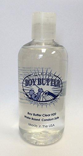 Siam Cirque 3 pack Boy Butter Effacer concentré à base d'eau personnelles Sexe Lube Lubrifiant 8 oz