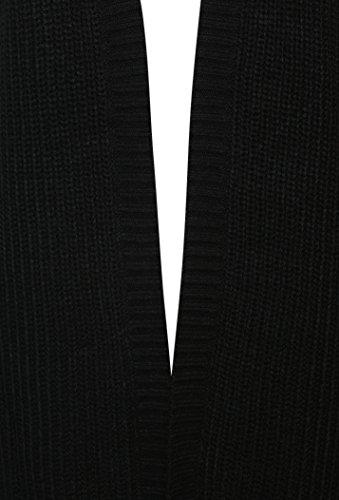 Religion - Gilet - Femme noir noir profond
