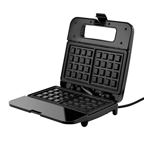 SANNYSIS Electric Non-Stick Waffle Maker Making Machine Shaped Waffles Breakfast Machine