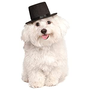 Rubie's Top Hat for Your Pet, Small/Medium