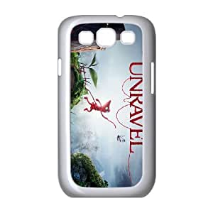 unravel Samsung Galaxy S3 9300 Cell Phone Case White PSOC6002625738584