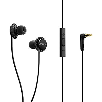 SOL REPUBLIC 1131-31 Relays 3-Button In-Ear Headphones - Black