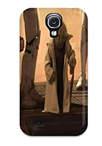 New Arrival Cover Case With Nice Design For Galaxy S4- Star Wars Tv Show Entertainment