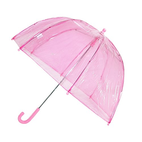 Totes Kids Bubble Umbrella (One size, - Pink And Kids
