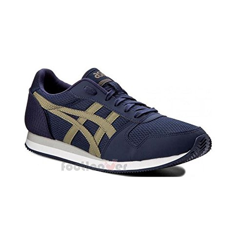Asics Curreo II HN7A0 5808 uomo sneakers moda peacoat nylon casual freetime