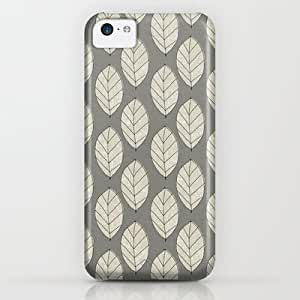 Society6 - Leaves Pattern iPhone & iPod Case by Mummysam