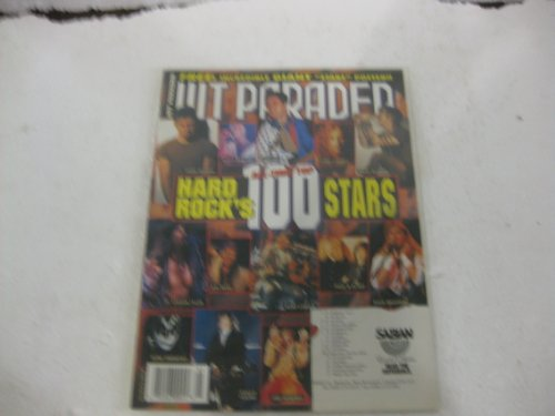 Hit Parader Hard Rock's All-Time Top 100 Stars Magazine (Top 100 Guitar Players Of All Time)