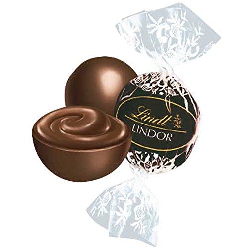 50 X Lindt Lindor Dark 60 Cocoa Chocolate Truffles
