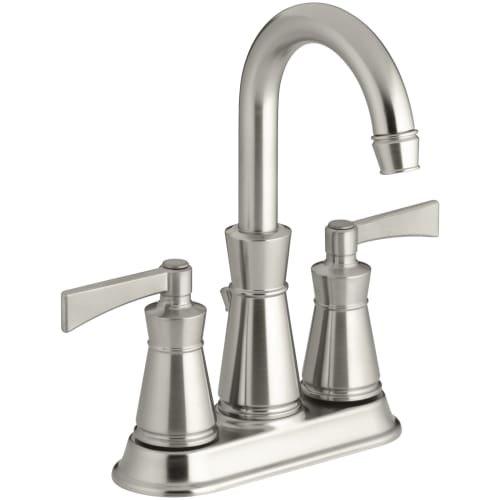 kohler archer faucet nickel - 2