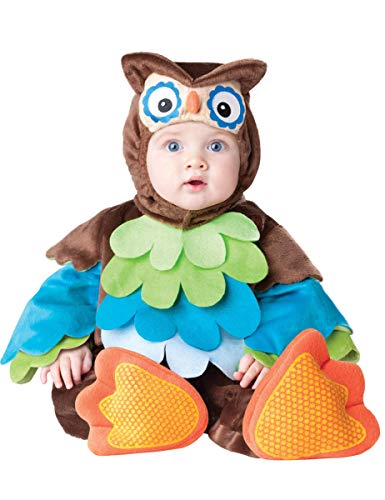 InCharacter What a Hoot Infant/Toddler Costume-Small (6-12)