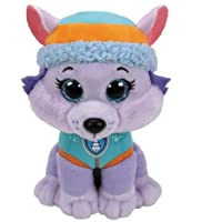 Ty – Small – Everest Pat Patrulla Peluche, ty41300, Multicolor