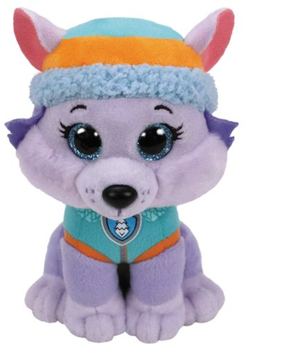 Ty – Small – Everest Pat 'Patrulla Peluche, ty41300 Juratoys
