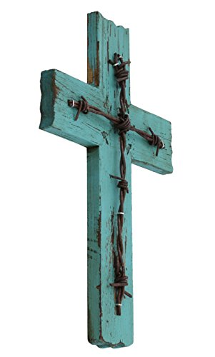Decorative Cross Wall Decor (Simple 10 1/2