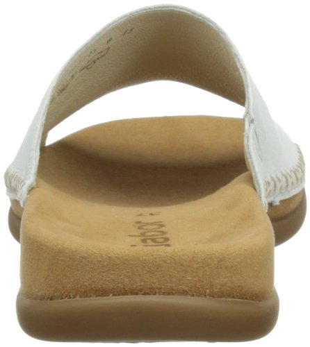 6370521 Sandali Weiss donna Shoes Bianco Gabor 21 705 5xqz7wxE
