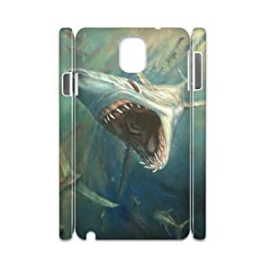 VNCASE Deep Sea Shark Phone Case For samsung galaxy note 3 N9000 [Pattern-1]