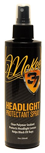McKee's 37 MK37-130 Headlight Protectant Spray, 8 fl. oz.
