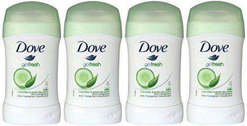 Dove Fresh Cucumber Antiperspirant Deodorant