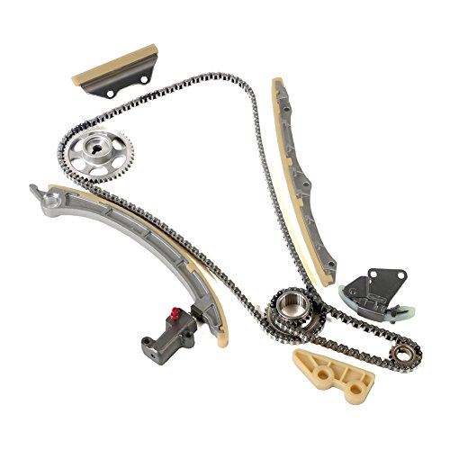 MOCA Timing Chain Kit Compatible with 2012-2015 Honda Civic CR-V & Honda Crosstour & 2008-2012 Honda Accord 2.4L DOHC L4 16V