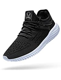 Lightweight Sneakers for Men Breathable Tennis Athletic Casual Walking Shoes