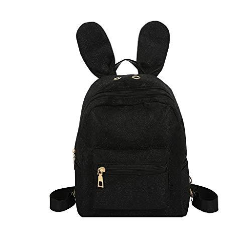 NEEKEY Fashion Reversible Sequins School Backpack for Girls Students Magic Glitter Mermaid Lightweight Travel Backpack