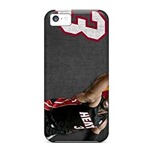 AlexandraWiebe Iphone 5c Well-designed Hard Cases Covers Player Action Shots Protector