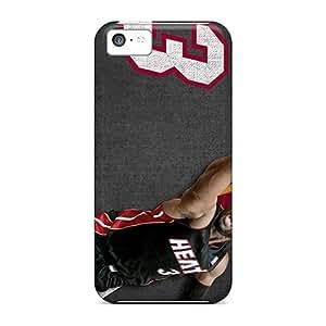 ZrULpbX-5711 Case Cover, Fashionable Iphone 5c Case - Miami Heat