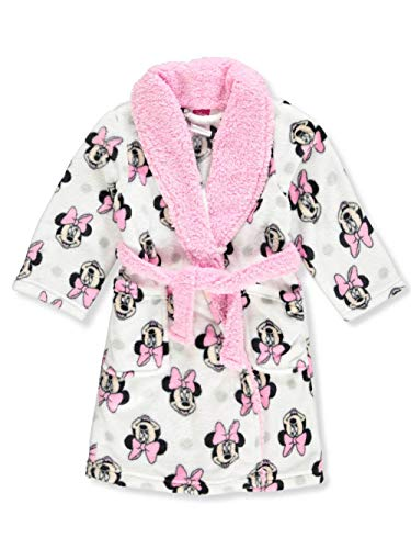 Minnie Mouse Plush Long Robe (2T)